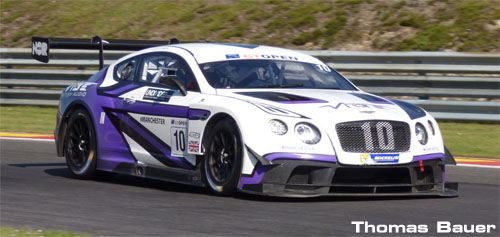 Jordan Racing Bentley GTO