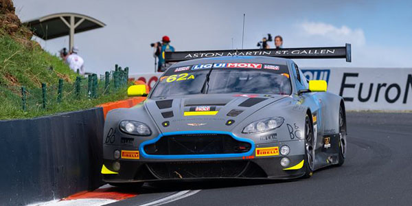 r motorsport aston pole