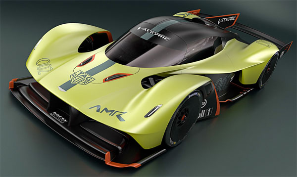astonmartin valkyrie amr pro