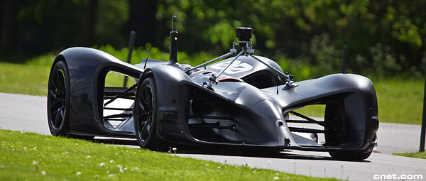 roborace goodwood