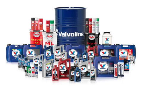 Valvoline Products