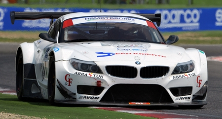 Roal Motorsport-BMW Z4 GT3 - www.acisportitalia.it